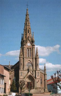 Eglise Saint-Martin de Coume en Moselle