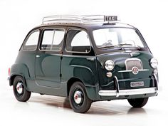 """History of the Fiat 500 """"Cinque Cento"""" Nuova, #fiat #fiat500 #fiat600 #cinquecento #italiancars #historyoffiat"""