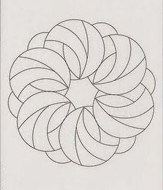 Zentangle, rustgevend tekenen