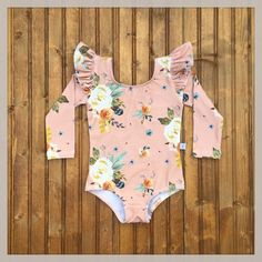 A personal favorite from my Etsy shop https://www.etsy.com/listing/480610932/baby-toddler-girls-muted-peach-floral