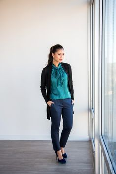 Casual work outfits -20 Work Outfits - Decoding Women Business Casual