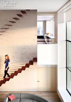 TriBeCa Penthouse - Steven Harris Architects, photo by Scott Frances/Otto