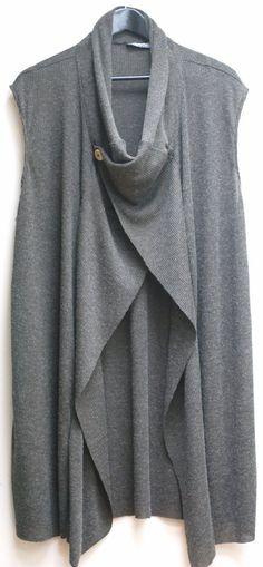 (drape cardigan) Drape_vest_and_t-shirt_by_urbandon_aw2012_13__large