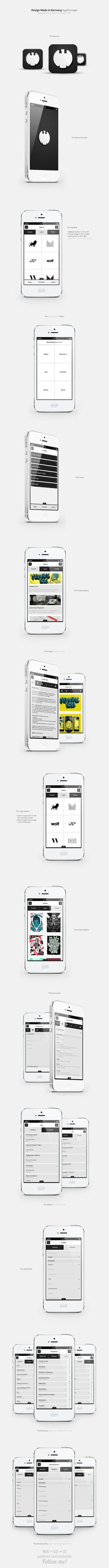 App • DMIG Konzept