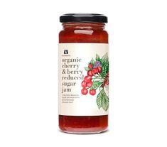 Illustrations for organic jam: strawberry, apricot, cherry & berry Packaging Design, Branding Design, Product Packaging, Packaging Ideas, Bottle Design, Food Design, Vinaigrette, Greek Yogurt, Berries