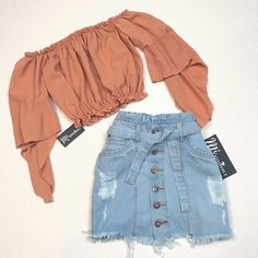 Girls Fashion Clothes, Teen Fashion Outfits, Teenage Outfits, Retro Outfits, Outfits For Teens, Fashion Fashion, Cute Comfy Outfits, Cute Summer Outfits, Stylish Outfits