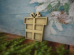 """Christmas toy - """"Gift 2"""" by SiberianDIYcraftsArt on Etsy"""