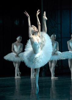 """<<Svetlana Zakharova (Bolshoi Ballet) in """"Swan Lake"""">> Ballet Images, Ballet Pictures, Dance Pictures, Art Ballet, Ballet Dancers, Ballerinas, Ballet Performances, Svetlana Zakharova, Bolshoi Ballet"""