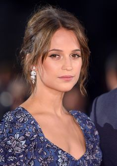 Celebrities - Alicia Vikander Photos collection You can visit our site to see other photos. Swedish Actresses, Hollywood Actresses, Alicia Vikander Hair, A Royal Affair, The Danish Girl, Laura Vandervoort, Elsa Pataky, Ex Machina, Jennifer Morrison