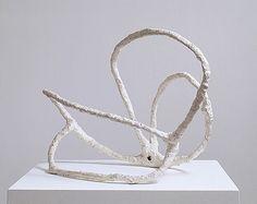 white art by Franz West #sculpture #abstract #modern