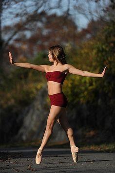 Lauren Previte dance shot