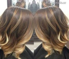 15 Balayage Bob Haircuts - 1 #BobHaircuts