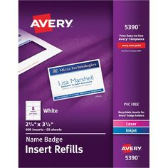 avery clear full sheet labels for inkjet printers 8665 8 1 2 x 11