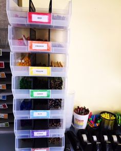 Fourth grade classroom: My favorite things!