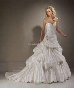 maggie sotero | Maggie Sottero Wedding Dresses [Prestyn] at BestBridalPrices.com
