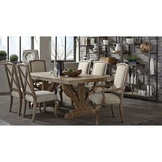 Superieur Bedford Dining Set By Broyhill Furniture (8615 DR)