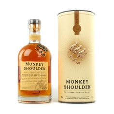 Whiskey Times | Monkey Shoulder Blended Malt Scotch Whisky