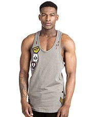 89437425055c Check out the latest in men s summer fashion with the Footasylum collection  of men s vest tops   upgrade your poolside vibes today.