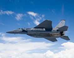 The F-15SE flight demonstrator aircraft, F-15E1 completed its maiden flight in July 2010. Image courtesy of Boeing. - Image - Airforce Technology