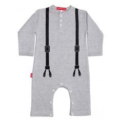 Oh baby London Grandad Grey Braces Playsuit Baby Boy Fashion, Kids Fashion, Funky Baby Clothes, Baby Suspenders, Little Man Style, Baby Clothes Online, Best Baby Gifts, Trendy Baby, Playsuit
