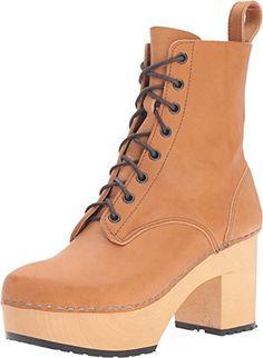 e119d74726a5 Queenstown Clog Boot Yellow
