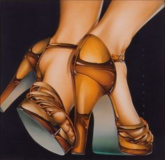 """""""SHOES"""" by Peter Palombi (1978)"""
