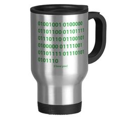 I LOVE YOU in Binary Code Coffee Mug In our offer link above you will seeHow to          	I LOVE YOU in Binary Code Coffee Mug please follow the link to see fully reviews...