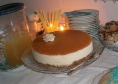 Kotikokista löydät ohjeet siihen, miten persikka-juustokakku valmistetaan. Reseptiä katsottu 41892 kertaa. Katso tämä ja sadat muut reseptit sivuiltamme!
