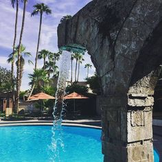 Hotel Lucerna in #Mexicali, a great lodging option when in town! Don't forget to stop the bar located in the hotel, where the Clamato drink was invented! This is #BajaCalifornia!  Adventure by josefogarciarea #hotel #pool #vacation #Ensenada #Baja #Mexico #BC #travel #trip #visit