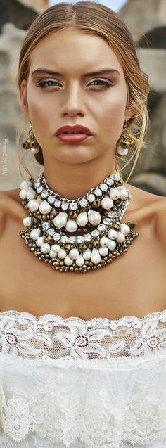 Street fashion for Fall...Bohemian Wedding: Grace Loves Lace 2015 | LBV ♥✤ | BeStayBeautiful