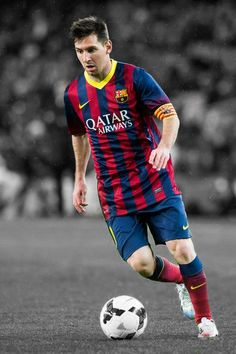 Lionel Messi Wallpaper (FC Barcelona)