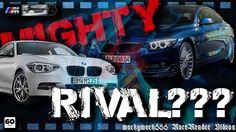 Head to Head: BMW M135i (Automatic): 2979 cc R6 turbo (N55B30) Weight: 1515 kg / 3340 lb Max output: 235 kW / 316 bhp Weight to Power ratio: 10.76 lb/bhp Max torque: 450 Nm Sprint 0-62mph: 4.9 s Top speed: 155 mph (limited)  BMW ALPINA D4 BITURBO Coupé: 2993 cc R6 Biturbo Weight: 1655 kg / 3649 lb Max output: 257 kW / 345 bhp Weight to Power ratio: 10.58 lb/bhp Max torque: 700 Nm Sprint 0-62 mph: 4.6 s Top speed: 173 mph