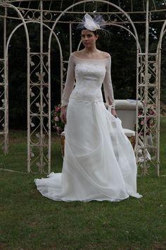 Abiti da sposa su misura www.cinziaferri.com