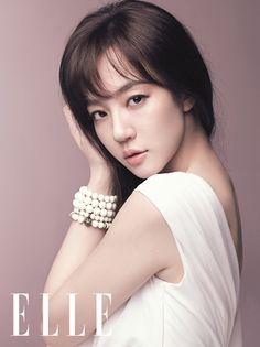 Elle Korea - June 2012 (임수정)