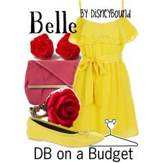 """""""Belle"""" by lalakay on Polyvore"""