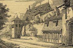 Zwinger am Langenfeldertor - Schwäbisch Hall