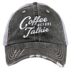 KD Coffee Before Talkie
