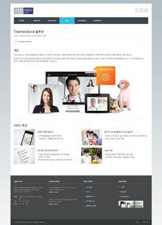 2013 에임메드 Website