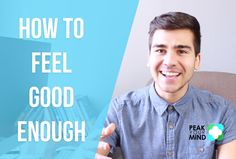 Don't Feel Good Enough or Worthy of Your Dreams?   Hey Guys!  Today I have a new Hump Day Q&A vid for you on how to overcome that fear and feeling of not being good enough (especially when it comes to your goals/dreams).