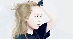SNSD Taeyeon by Jelly