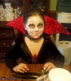 Vampire - Halloween Costume Contest