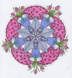 Zendala Dare #33-colored