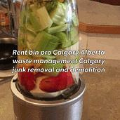 Rent bin pro Calgary Alberta waste management Calgary junk removal and demolition