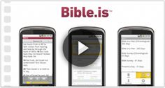 You can listen to your bible on your phone.  I downloaded it on my android phone, it works.  Love it!!