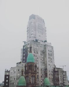 The fog devours everything, just like me #rainyday #rainy #fog #foggy #building #batiment #church #eglise #iglesia #architecture #arquitectura #sky #ciel #cielo #instapic #fall #dome #autumn #instaphoto #rad #cool #citylife #weekend #instashot...