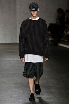 Casely-Hayford Menswear Spring Summer 2015 London - NOWFASHION