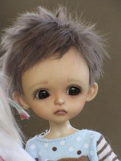 Rylan....the doll by ElfinHugs, via Flickr