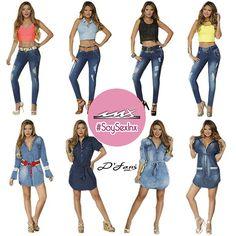 #CasualFriday y tú decides: #vestido #chic o unos buenos #jeans levanta pompas. Solicítalos por whatsapp 3312676885 o 3334077725