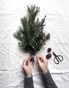 christmas greenery - Christmas Greenery