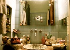 El baño de mi abuela, Buenos Aires   Bathroom  Pedro  Bath  Colors